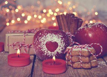 Grukarte - Weihnachtsstimmung - der Duft von Weihnachten...