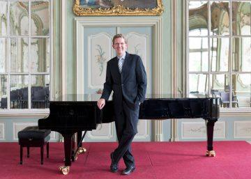 Andreas Arenz auf Schloss Engers
