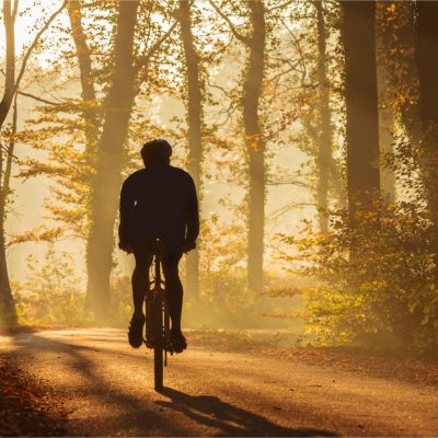 Radfahren im Bergischen Land